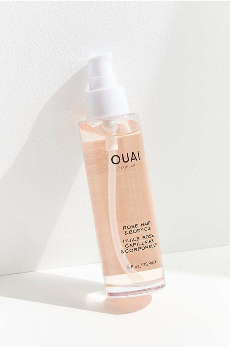 OUAI Rose Hair + Body Oil