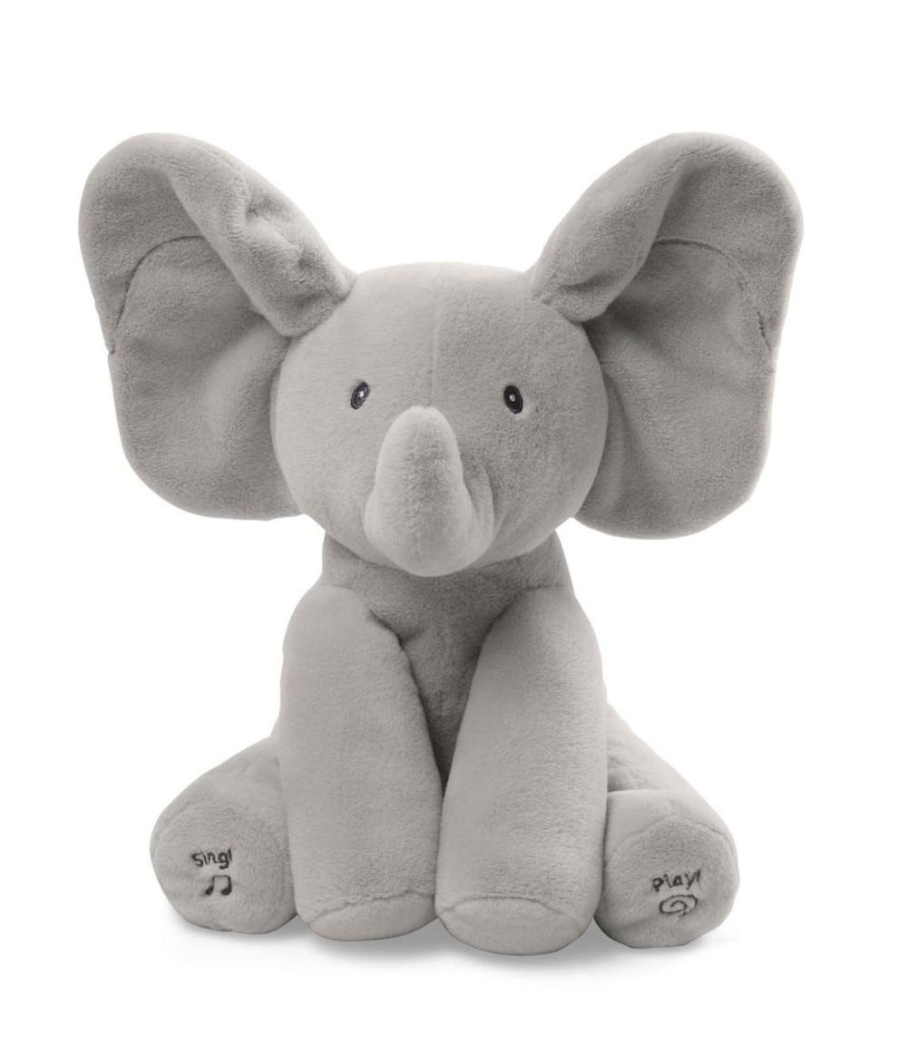 Flappy the Elephant Interactive Plush Toy