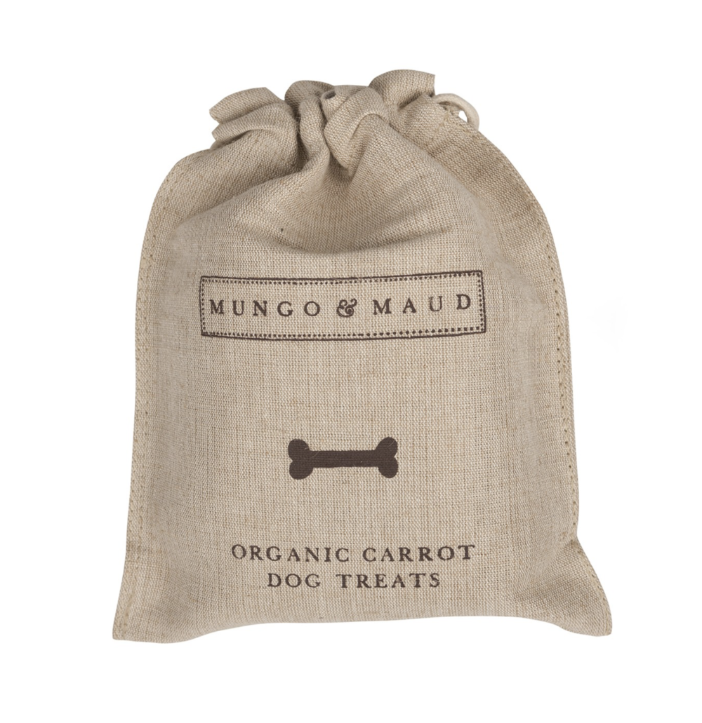ORGANIC CARROT DOG BISCUITS