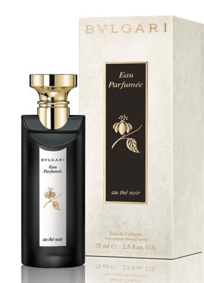 Eau Parfumée Au thé Noir Eau de Cologne