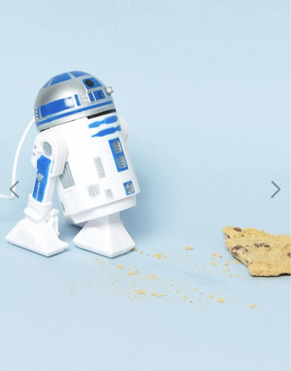 Star Wars R2-D2 Desktop Vacuum DT
