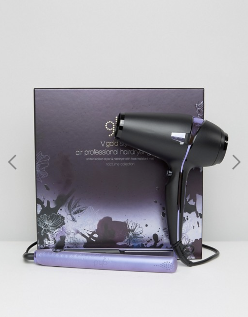 ghd Limited Edition Nocturne Collection Deluxe Gift Set