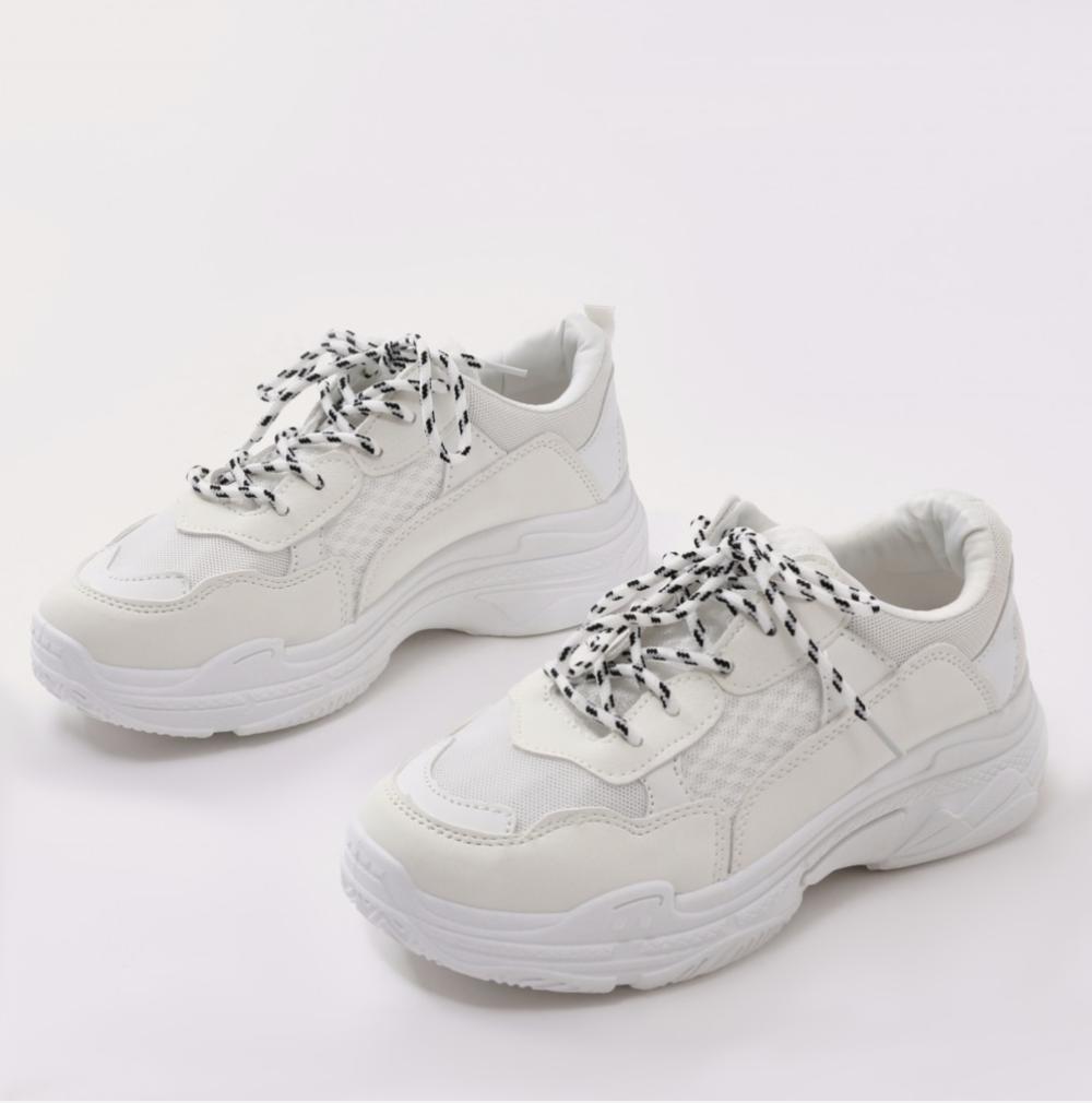 Public Desire Fiyah Sneakers