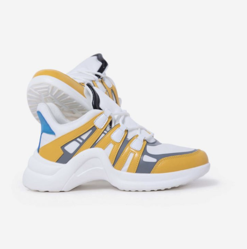 Ego Marisa Wave Sole trainers