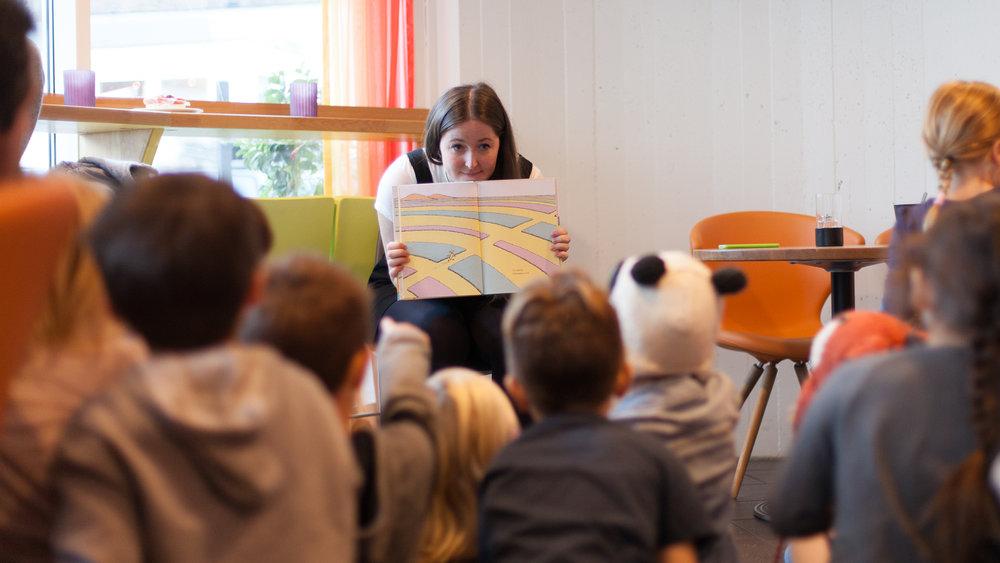 FOTO: Årdal bibliotek