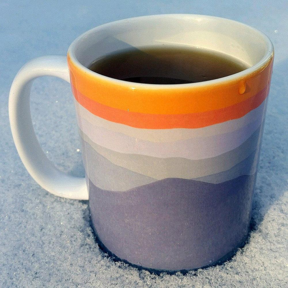 Mugs - Mountain Image