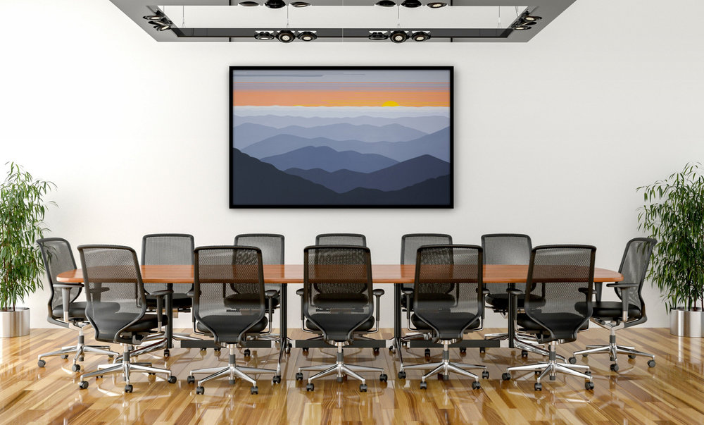 Commission Dimensional Landscape Paintings, Cindy Lou Chenard, Asheville, North Carolina-014.jpg