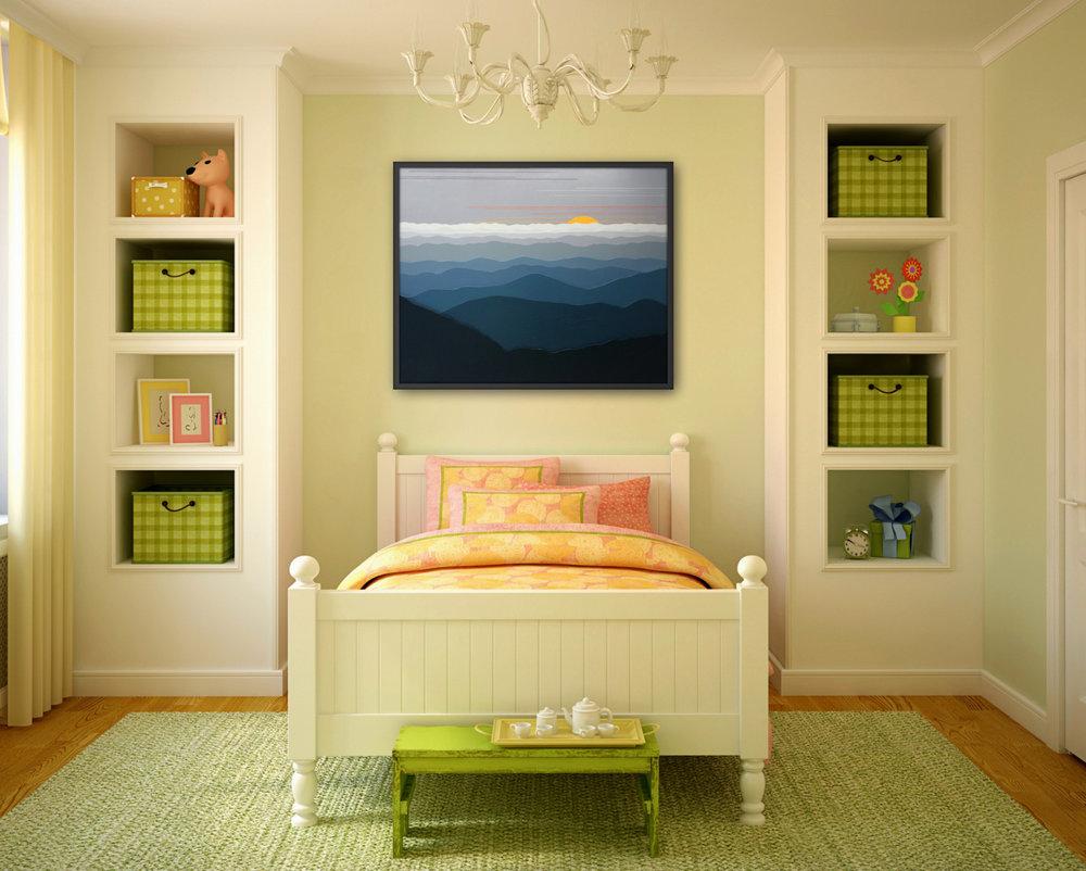 Commission Dimensional Landscape Paintings, Cindy Lou Chenard, Asheville, North Carolina-019.jpg