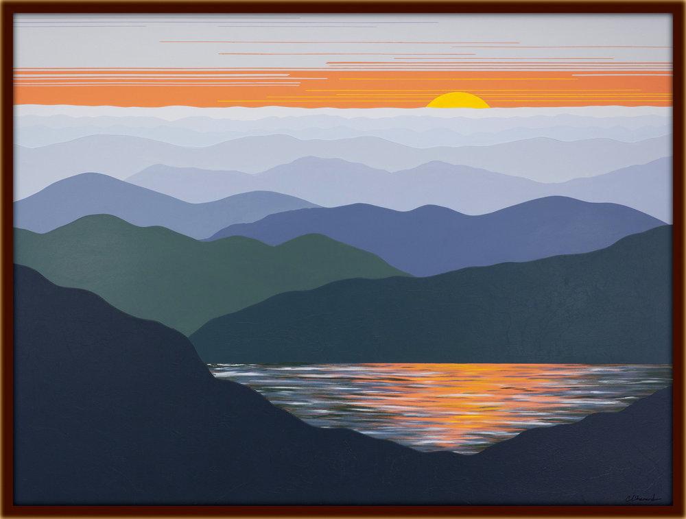Commission Dimensional Landscape Paintings, Cindy Lou Chenard, Asheville, North Carolina-025.jpg
