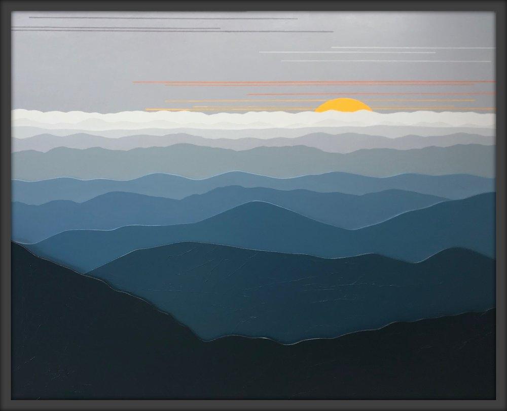 Commission Dimensional Landscape Paintings, Cindy Lou Chenard, Asheville, North Carolina-004.jpg