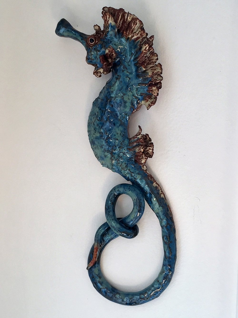 - Vicki Sutton CeramicsVicki's creative spirit and sculptural talent in clay creates whimsical sea creatures for any decor.  From mermaids and seahorses to stingrays and octopus, they will charm you.