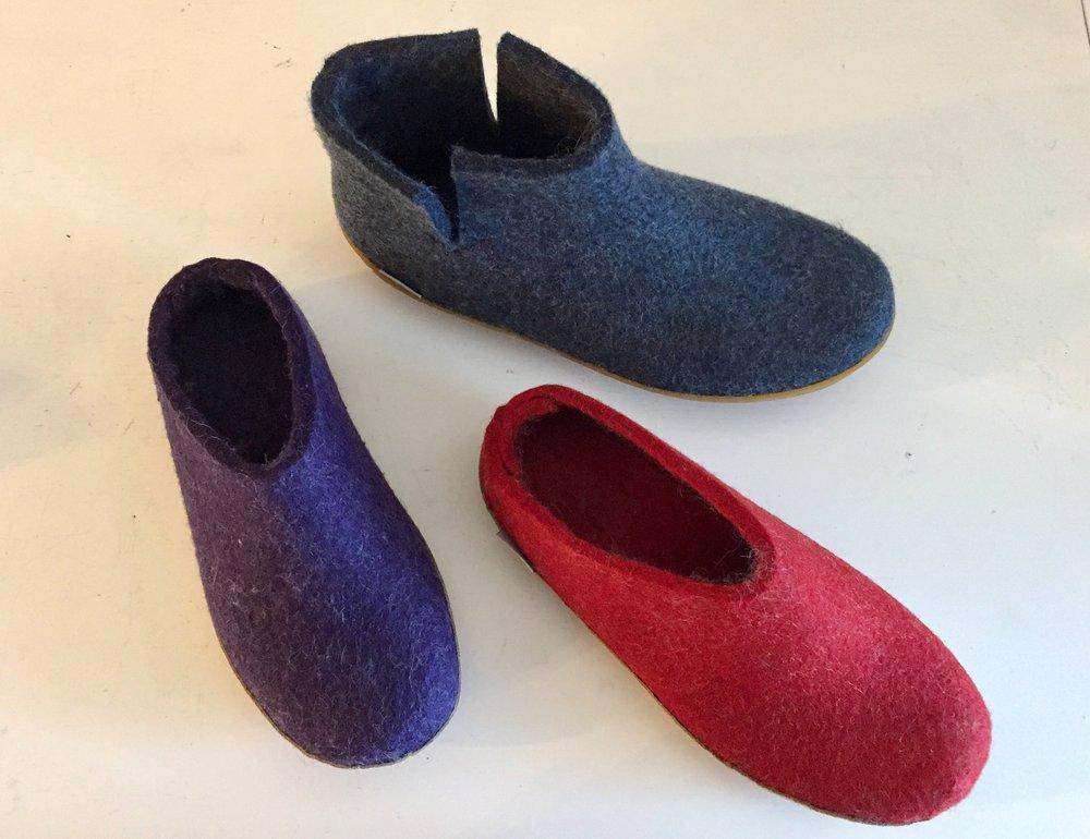 Glerups - Slippers $90.00 to $155.00