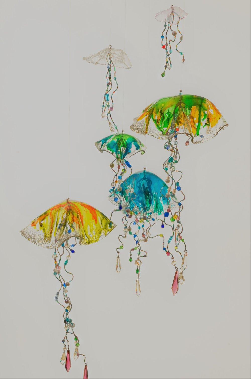 - Jellyfish OrnamentsHandcrafted by Joyce StrattonPrice Range: $21.00 -$87.00