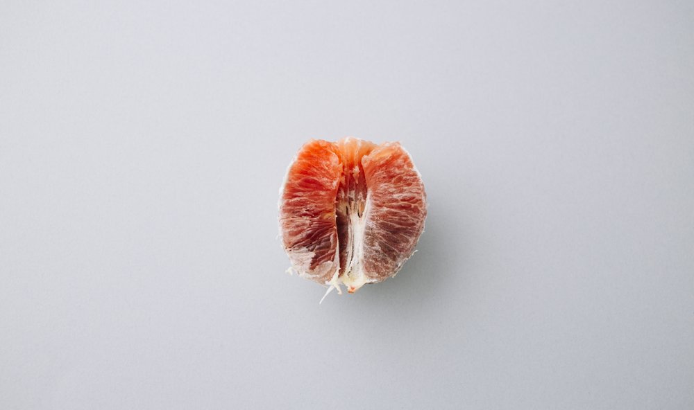 Cardamom and blood orange polenta cake -