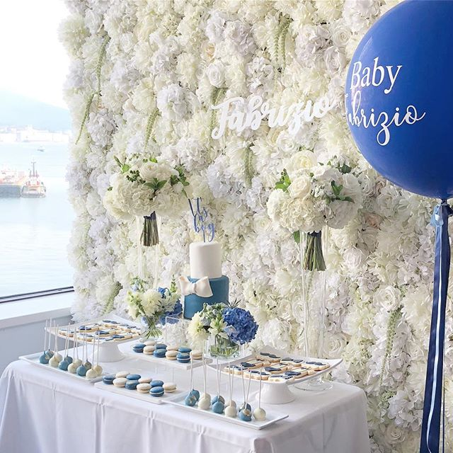 What a treat to find out that the talented ladies of @chicfete.ca are just as lovely as their designs. We've followed their business since day 1 and were thrilled to have a chance to be a part of one of their fabulous parties 💙.