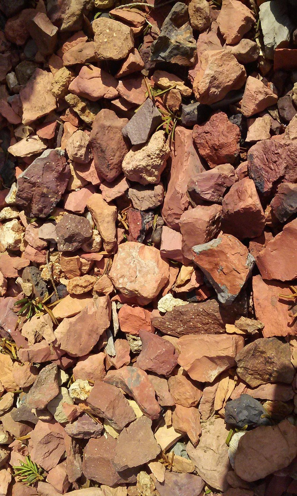 Autumn Sunset Stone