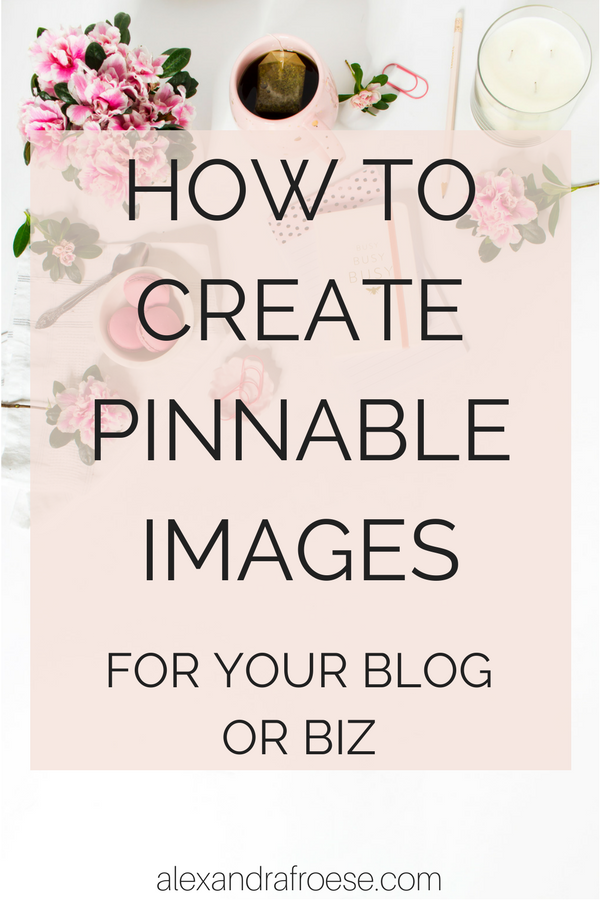 Creating the perfect Pinterest image can seem daunting, but with this guide, you'll be designing gorgeous, well-made graphics in no time! A well-designed graphic can mean the difference between your pin going viral or being a total flop.
