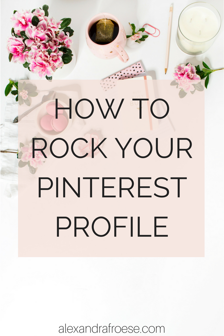 Creating a great Pinterest profile for your business is the first step to success. A great profile can help you grow your audience, your email list, and even your income.