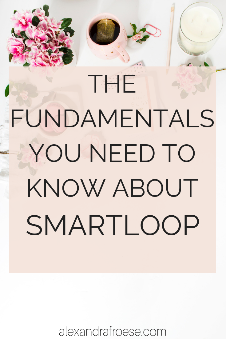 Pinterest marketing has been taken to a new level with the release of Tailwind's SmartLoop function. Check out this blog post where I give you my thoughts and a quick tutorial on how to use this new feature!