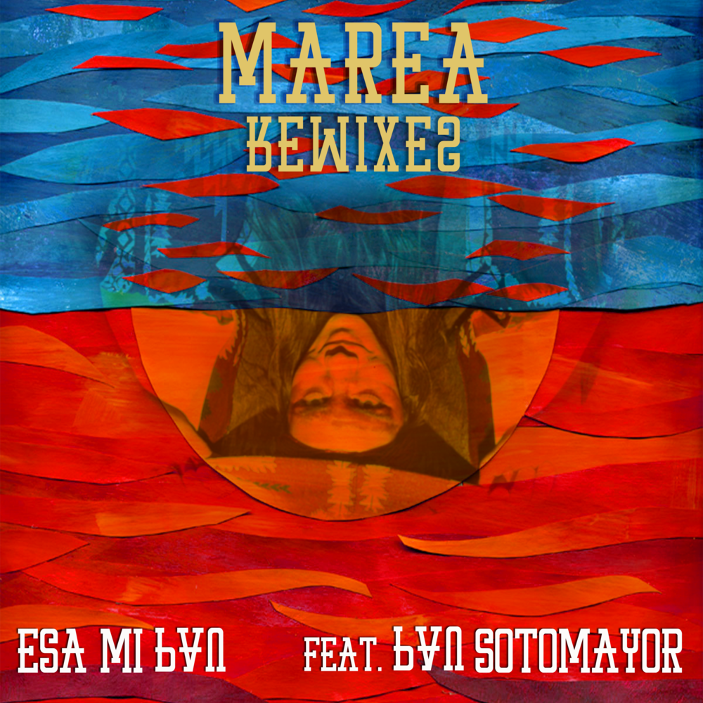 "Esa Mi Pau - Marea Remixes  Pau released her first single a couple of months ago with Pau Sotomayor, lead singer of the Mexican band Sotomayor and now returns with a Remix Pack composed of an eclectic variety of products ranging from the moombathon to the new genre known as ""Shaman-inc ""."