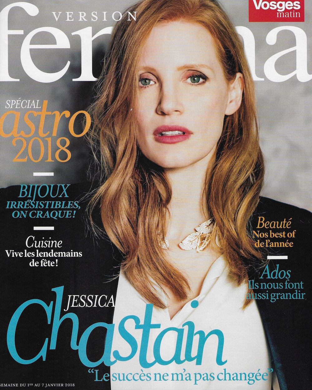 Version Femina - 1 au 7 janvier 2018 - Couv.jpeg