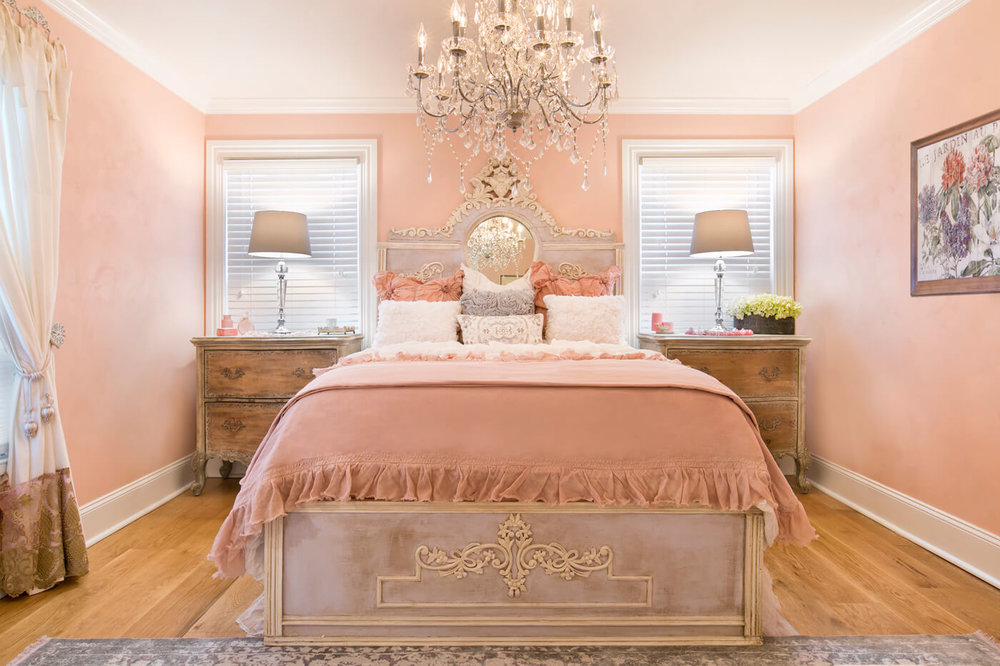 Shabby Chic Master Bedroom Fort Worth Tx