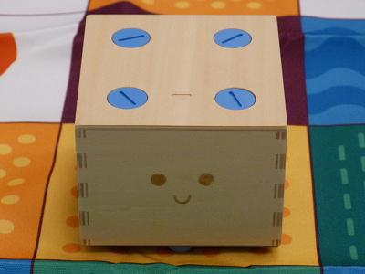 Cubetto - Robot de bois adorable