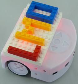 Le robot Thymio II