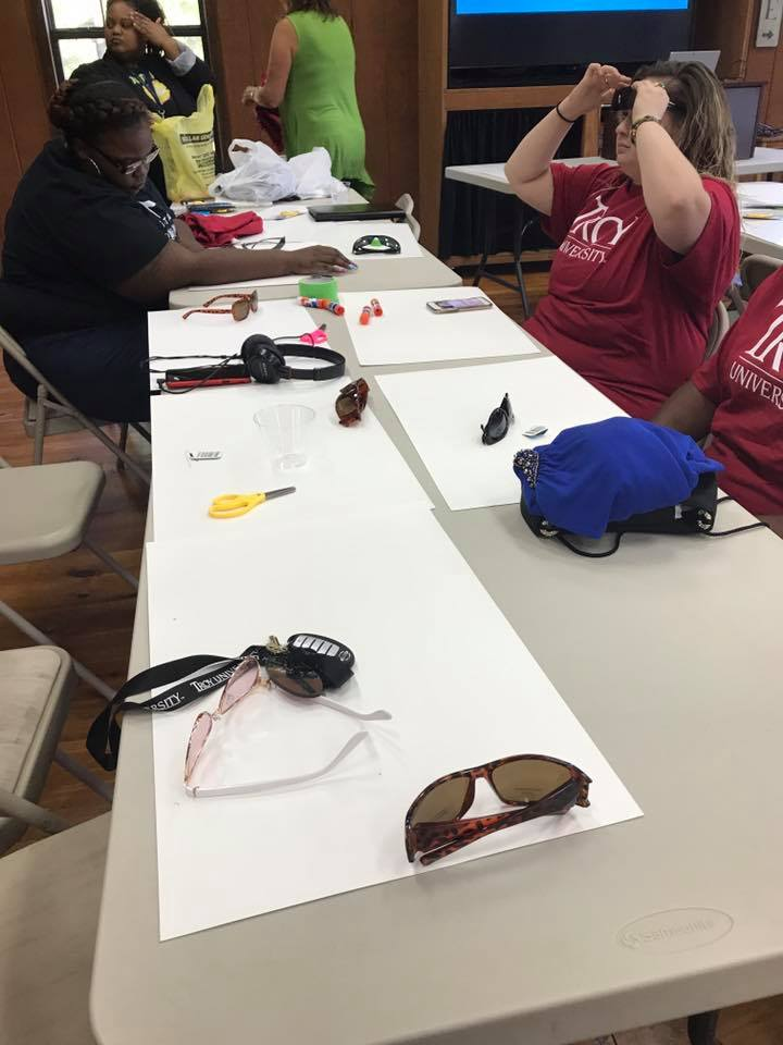 BlindersVision Workshop