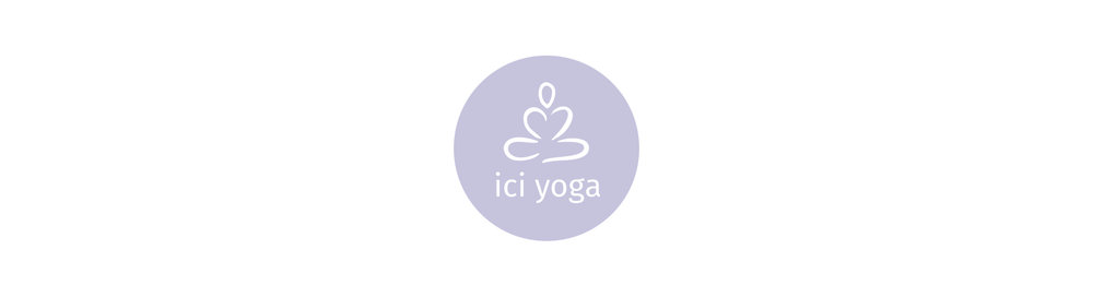 Logo design for a Yoga association in Lyon, France.