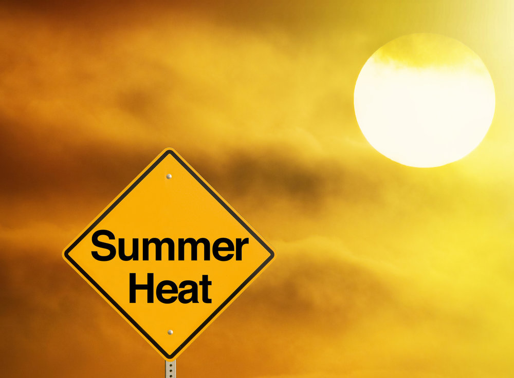 Here's Six Tips to Beat the Summer Heat while you Cut your Energy Bills