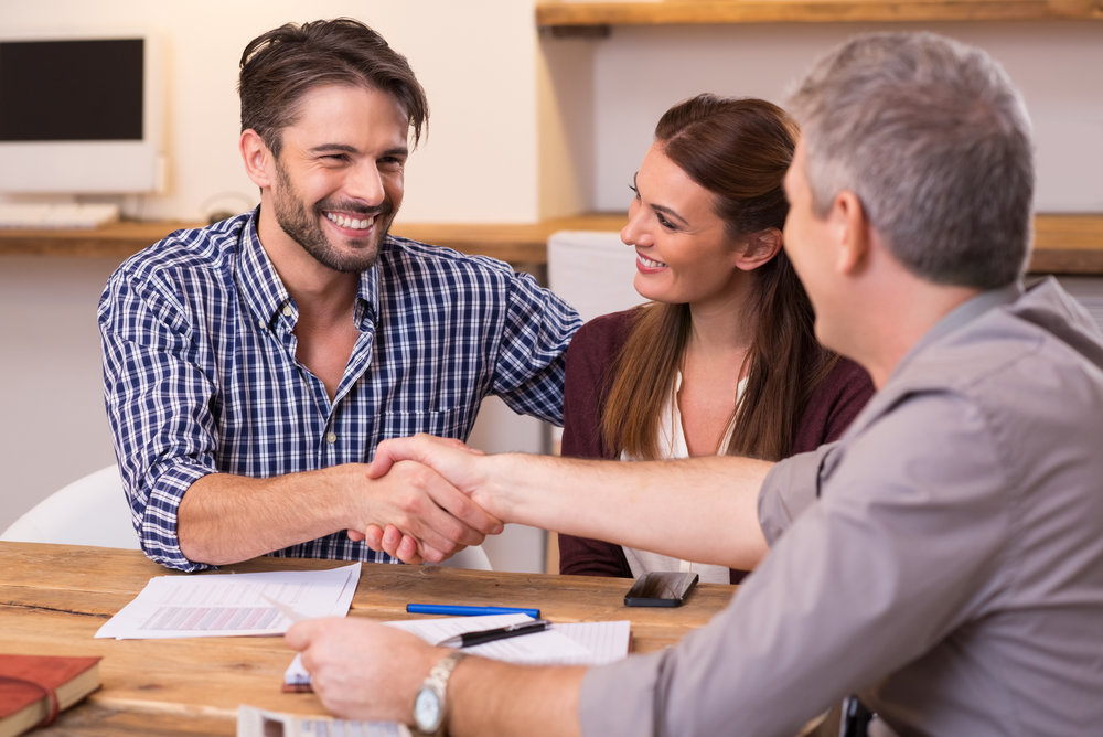 Step One: Initial Consultation    We meet in person and get to know you and your home, discussing any issues you may be having as well as your goals. We look at financing and rebate options to see how Horizon can help you meet your goals on your budget.