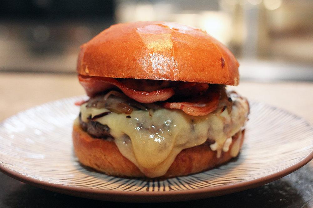 Iron Bloom - Wagyu Beef Burger