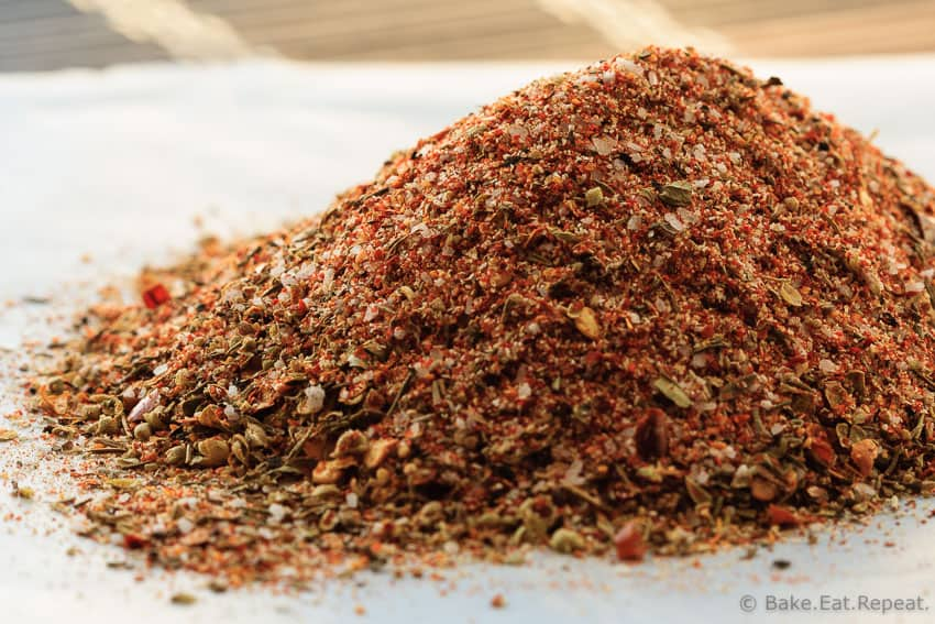 RUBS & SEASONING -