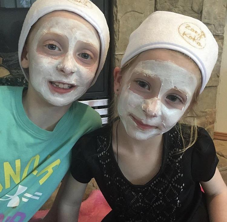 Sister Spa Party