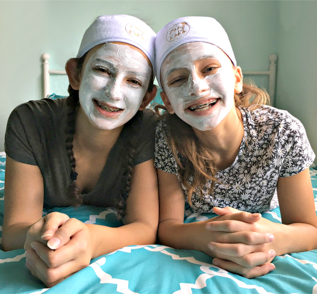 Tween Spa Party