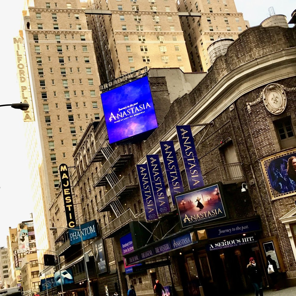 The Broadhurst Theatre On 44th Street Turned 101 Years Old This Year!