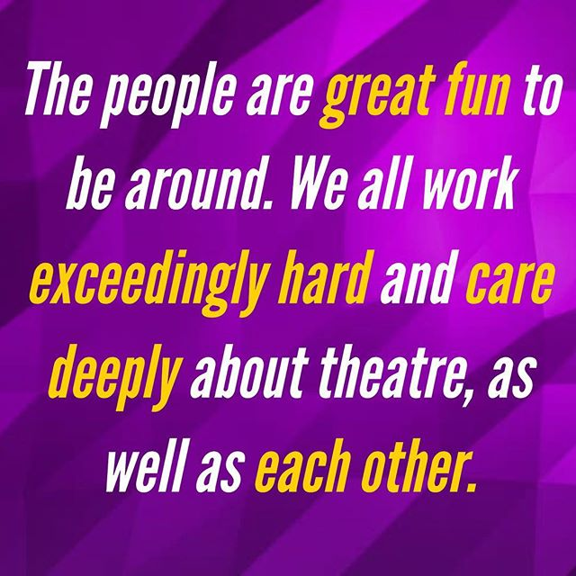 """We care deeply about each other"" today's #MentorMonday is our Finance Director, Floyd Sklaver's, favorite part of the business. #generalmanagement #theatre #musicaltheatre #manhattan #broadway #work #workplace #bway #broadway #advice #nyc #broadwaymusicals #broadwayplays #newyork #newyorkcity #newyorkcitylife"