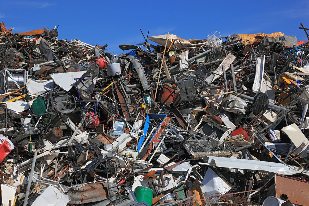 SCRAP METAL RECYCLING -