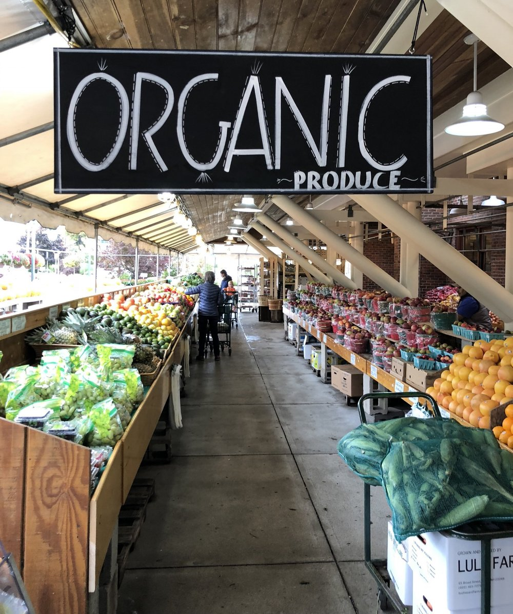 We are always expanding our organics department. Let us know what you would like to see in our store!