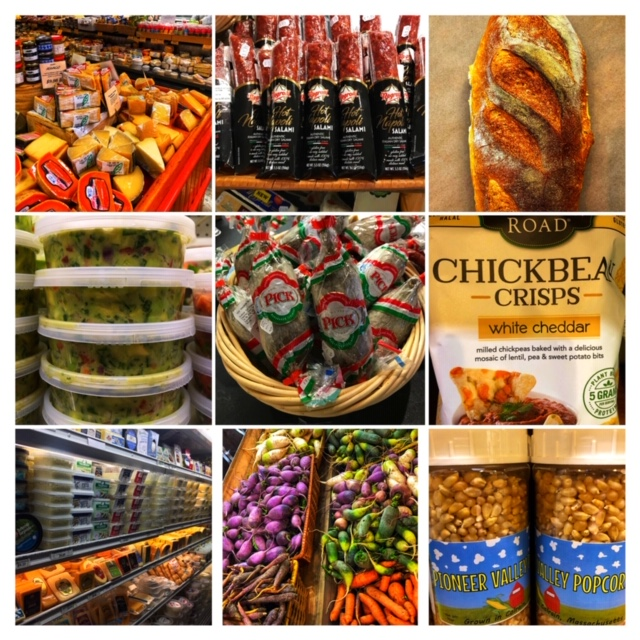 We have your Super Bowl Snacks here at Russo's (both healthy and healthyish!)
