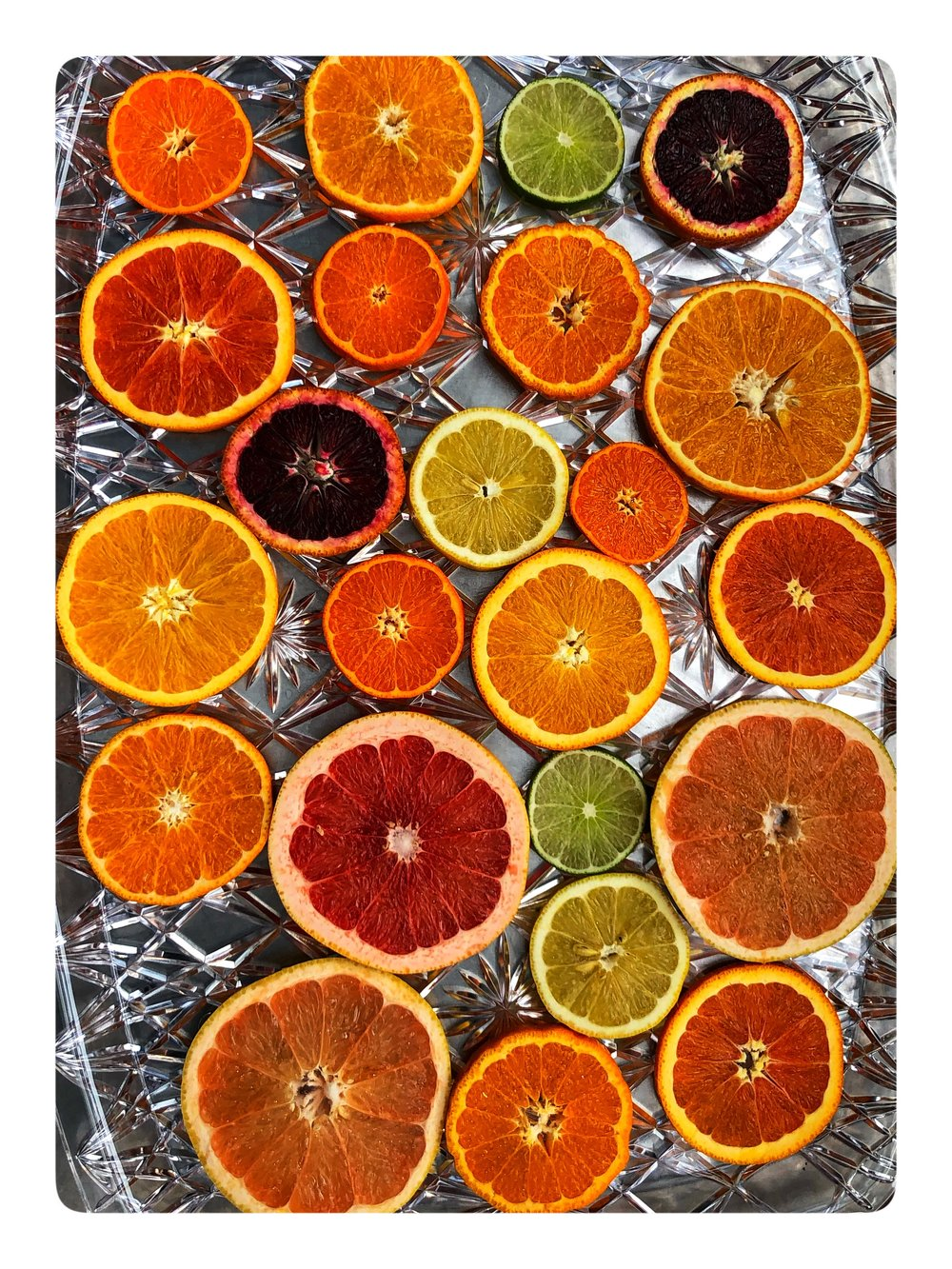 Now is the time to try citrus! We have more than a dozen varieties in our store, including delicious Blood Oranges and Gold Nugget mandarins.