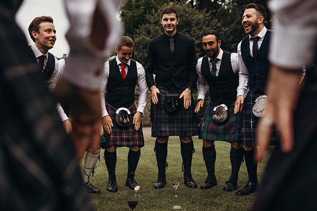 How cool are these guys, being there for each other on the big day? 😎 ⠀⠀⠀⠀⠀⠀⠀⠀⠀ #brotherhood #scotlandwedding #groom #groomsmen #ukwedding #londonwedding #ukweddingphotographer #scottishwedding #highlandswedding #outdoorwedding #outdoorweddingdecor #weddingunderthestars #naturewedding #wildwedding #adventureawaits #destinationweddingphotographer #wedding2019 #wedding2020 #weddinggoals