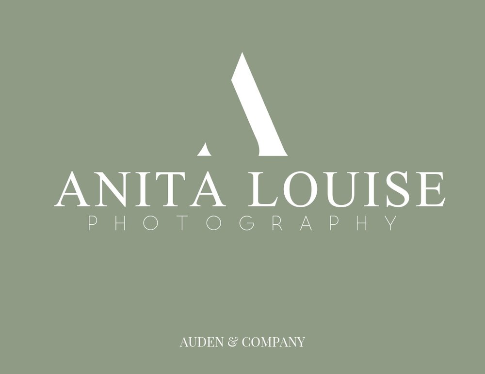 Secondary Logo for Anita Louise Photography