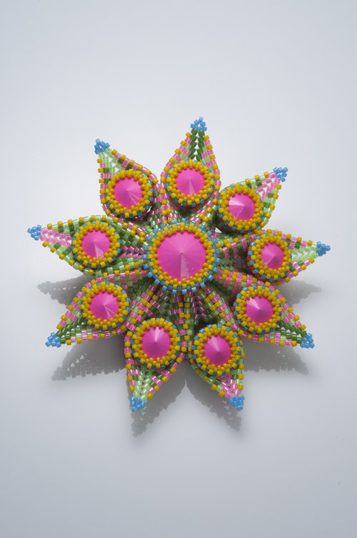 brooches suzanne golden wearable art