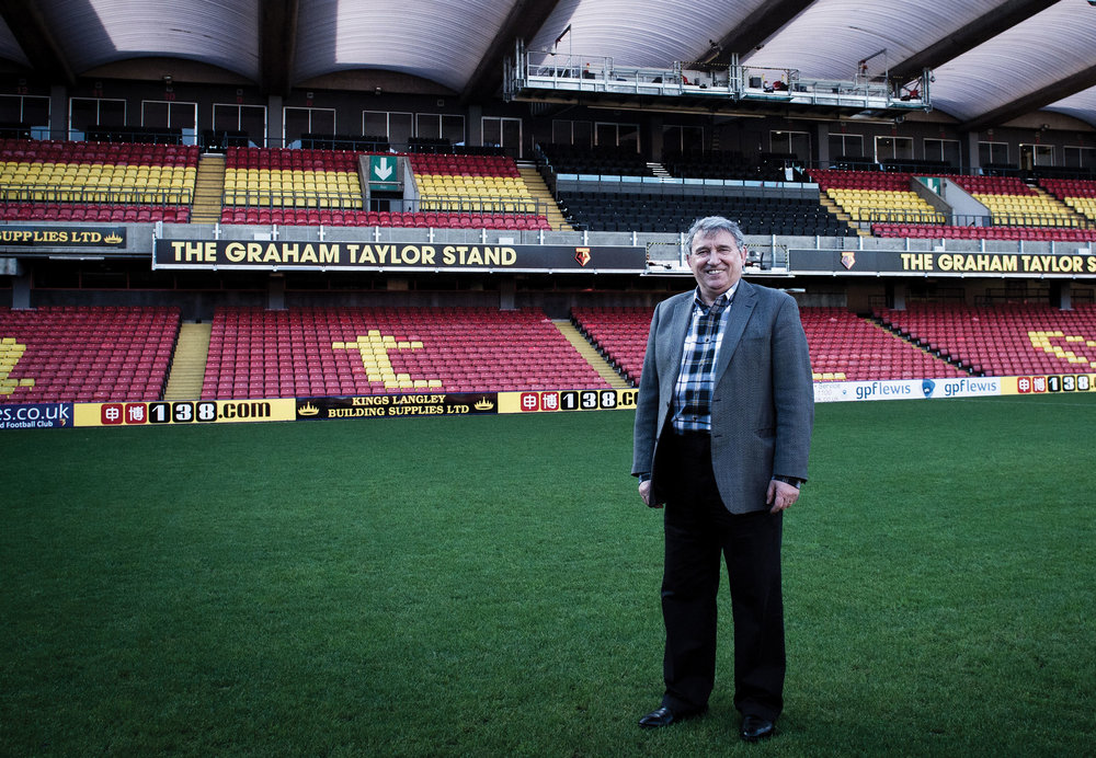 Graham Taylor Stand