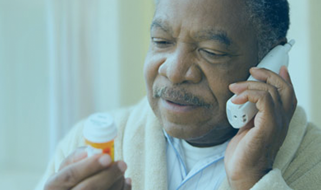 IF YOU KNOW OF OR ARE SOMEONE WHO WOULD BENEFIT FROM OUR CALLER REASSURANCE PROGRAM    LEARN MORE