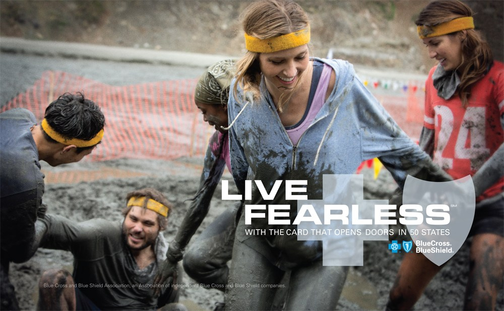 Blue Cross Blue Shield: Live Fearless