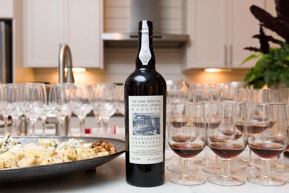 Egan's Spirits Rare Old Wine Co. Madeira Series