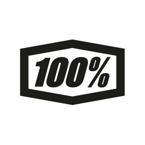 Ride100%   La marque 100% a toujours été liée à de nombreux moments emblématiques qui ont construit les racines et l'histoire de ce qui est motocross moderne. Les racines de la marque 100% remontent au début des années 1980, lorsque le logo populaire ornait l'équipement de course en usine des plus grands noms du motocross. Aujourd'hui, 100% est sur le point d'inspirer toute une nouvelle génération de coureurs et de leur demander le slogan original, 'How much effort do you give?'